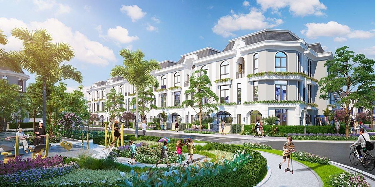 Image result for dự án khu đô thị phối cảnh