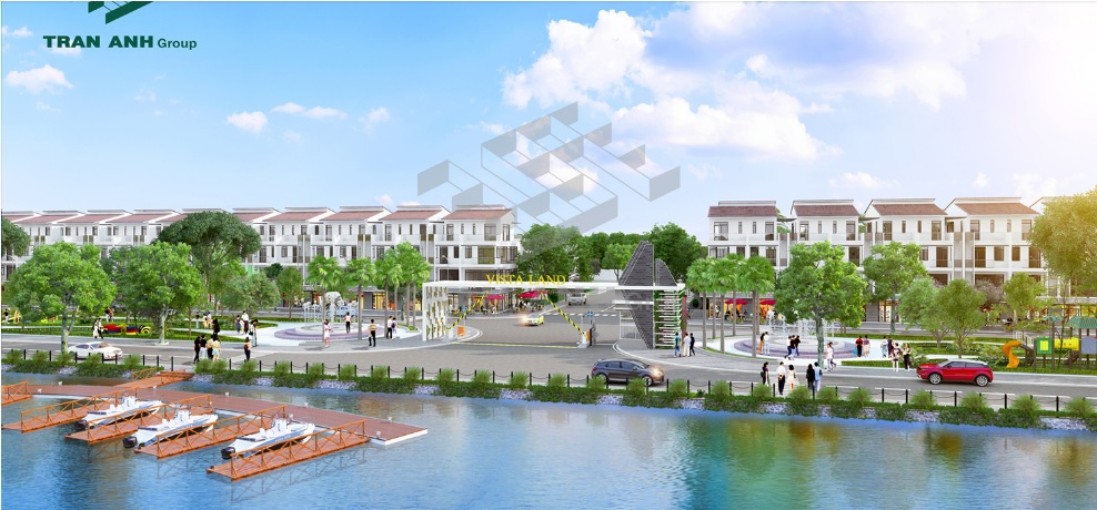 Dự Án Vista Land City